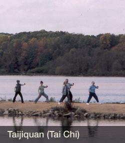 Taijiquan (Tai Chi)